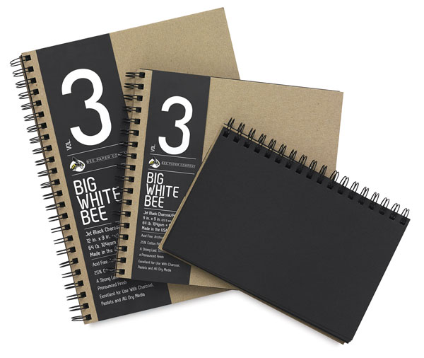 Big White Bee Sketchbooks