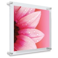 "Popster Plus Double Panel Frame, 21"" × 27"", Artwork not included"