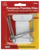 Ook Frameless Framing Clips