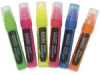 Flourescent Colors, Wide, Set of 6
