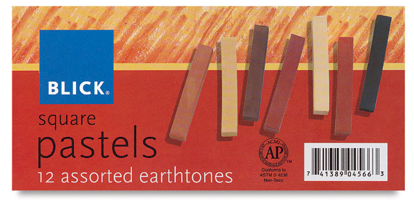 Earthtone, Set of 12