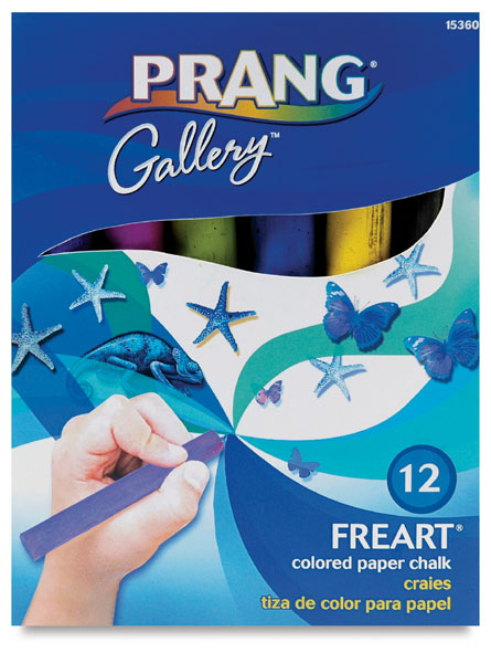 Large Drawing Chalk, Pkg of 12