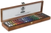 Assorted Colors, Set of 20, Wooden Box