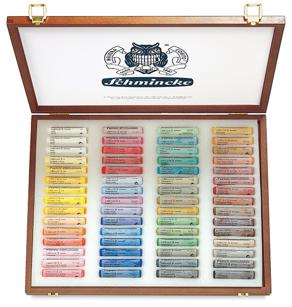 Set of 60, Assorted, Wooden Box