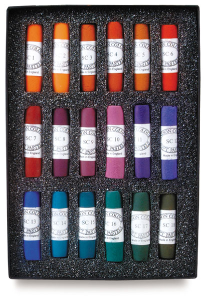 Set of 18, Special Collection Colors