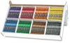 Set of 400 Pieces, 50 Each of 8 Colors