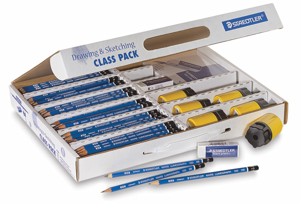 Class Pack with 181 Pieces