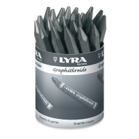 Graphite Crayon, Classroom Package of 24