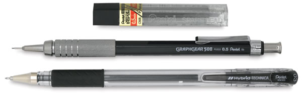 Drawing Pack Bonus Set0.3 mm Pen and 0.5 mm Pencil