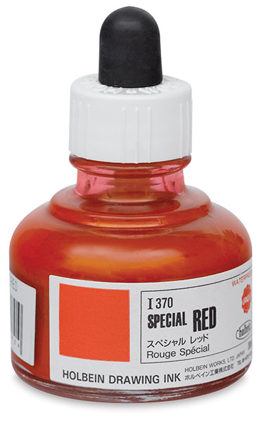 Special Opaque Red, 1 oz Bottle