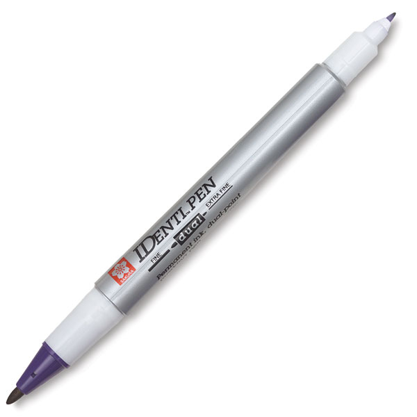 Dual-Point Marking Pen