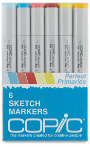 Perfect Primaries, Set of 6