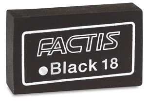 Magic Black Eraser