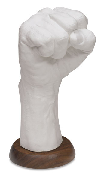Hand Stand, with Empty Fist