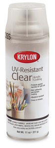 UV-Resistant Clear, Gloss