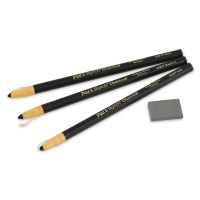 Peel and Sketch Charcoal Set