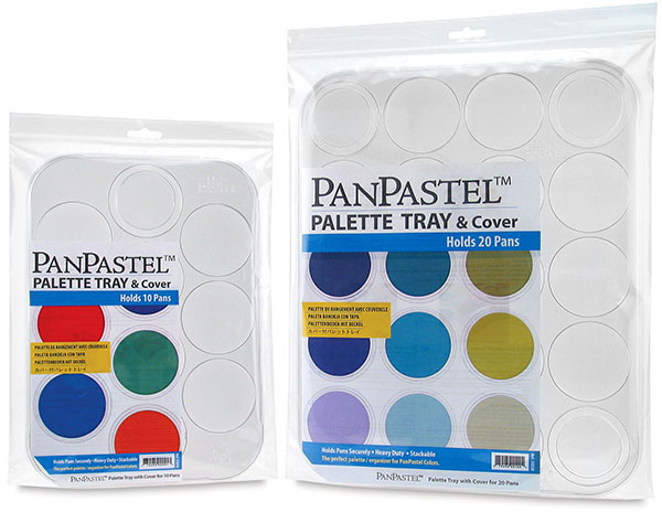 Palette Trays and Cover