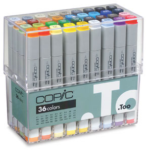 Original Markers, Set of 36 Colors