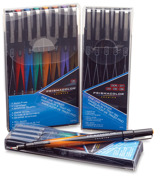 Premier Illustration Marker Sets