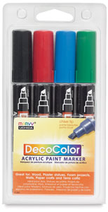 Primary Colors, Set of 4
