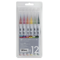 Assorted Colors, Set of 12