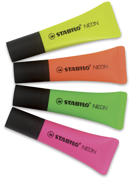 Neon Highlighters
