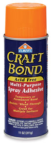 Craft Bond Spray Adhesive