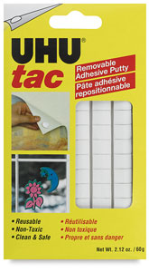 Removable Adhesive Putty