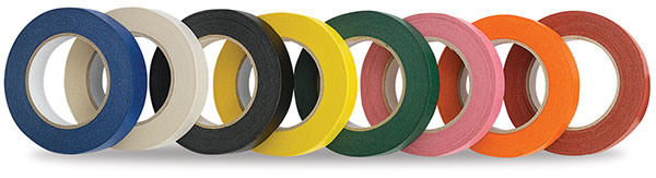 Colored Masking Tape Class Pack