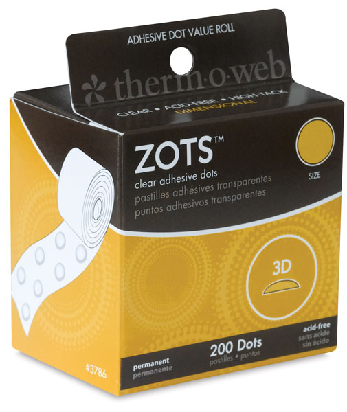 3D ZOTS, Pack of 200