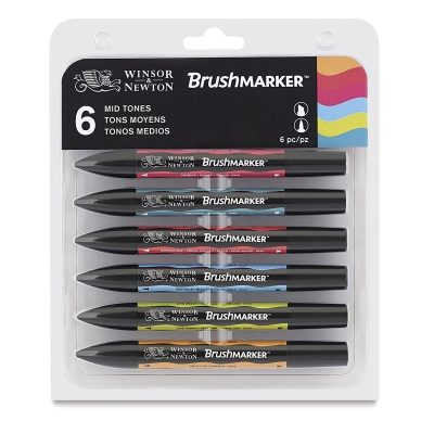 Winsor & Newton BrushMarkers and Sets