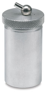H-2 oz Metal Cup (with cover)
