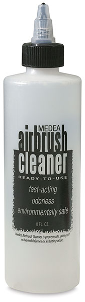 Medea Airbrush Cleaner, Squeeze Bottle