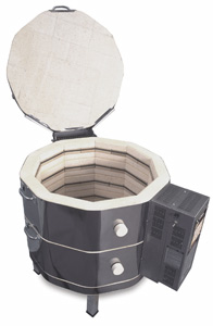 Electric Kiln, 1 Phase, 240V