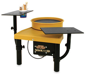 Set of WorkTables (Shown with Power Wheel, Not Included)