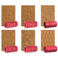 Class Pack, Set of 6, Texture Examples
