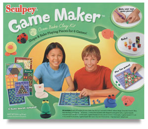 Sculpey Shape &amp; Bake Activity Sets