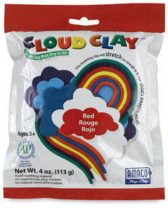 Cloud Clay, Red
