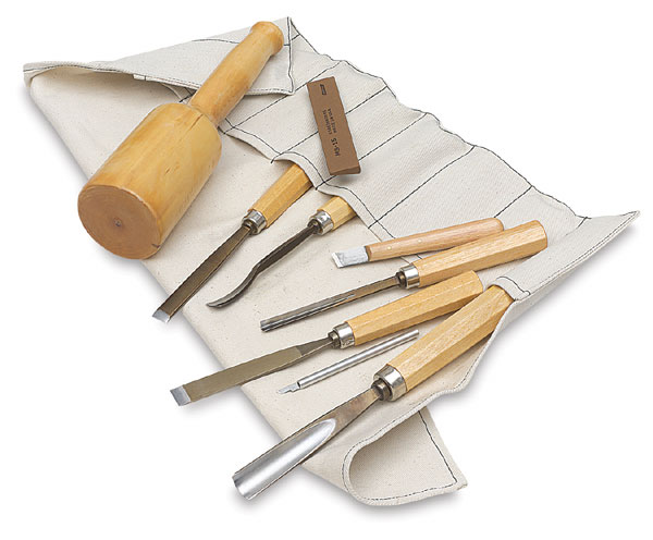 Deluxe Wood Carving Set