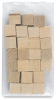Basswood Blocks, 25 Pieces