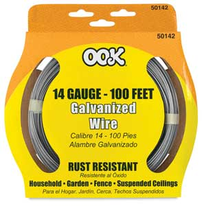 Steel Specialty Wire, 14-gauge