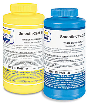 Smooth-On Smooth-Cast 300