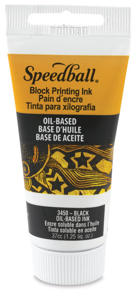 Oil Base Block Printing Ink