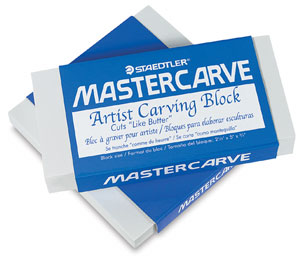 Staedtler Mastercarve Artist Carving Blocks
