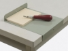 Inking Plate/Bench Hook, Small