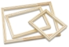 Blick Wooden Screen Frames Without Fabric