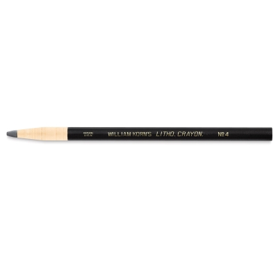 Lithographic Pencil, #4 Extra Hard