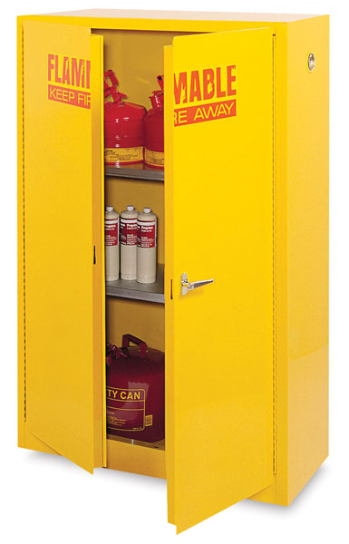 Safety Cabinet, 45 Gallon Capacity