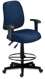 Task Chair with Adjustable Arms, Sold Separately
