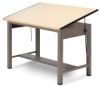 Mayline Ranger Steel Four-Post Drawing Tables